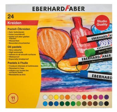 Pastels à l'huile Eberhard Faber , Coul...,