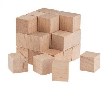 Cubo SOMA (15 x 15 x 15 mm) 27 piezas