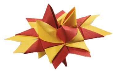 Tiras de papel - Estrellas Fröbel para todo el año