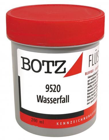 Flüssigglasur Botz, 200 ml Wasserfall sgl