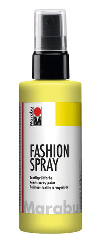 Marabu Fashion - Spray, 100ml, giallo sole