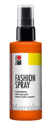 Marabu Fashion - Spray, 100ml, mandarino