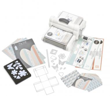 Sizzix Big Shot Maschine Plus Starter Kit