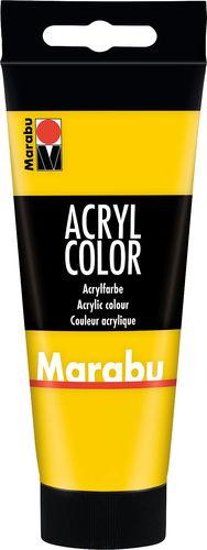 Marabu Mixed Media colore acrilico, giallo