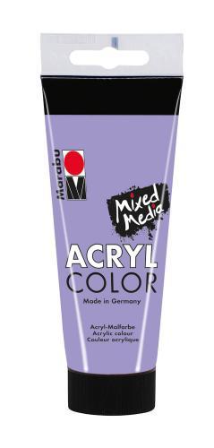 Marabu Mixed Media Acryl Color, lavanda