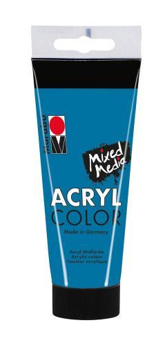 Marabu Mixed Media Acryl Color, cian, 100 ml