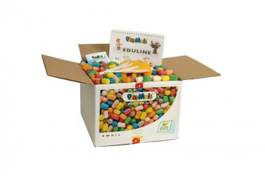 PlayMais® EDULINE Small, Box 1500 pezzi