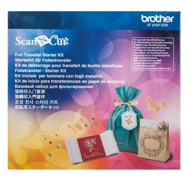 Brother ScanNCut - Kit de láminas para transferir