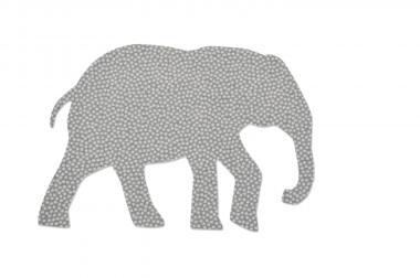 Sizzix Bigz Die Schablone - Elephant #3