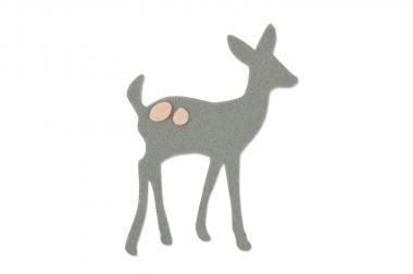 Sizzix Bigz Die Schablone - Little Deer