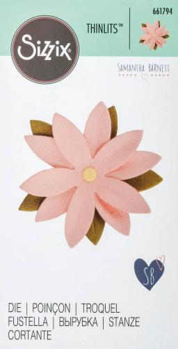 Sizzix Thinlits Die Schablone - Pretty Flower