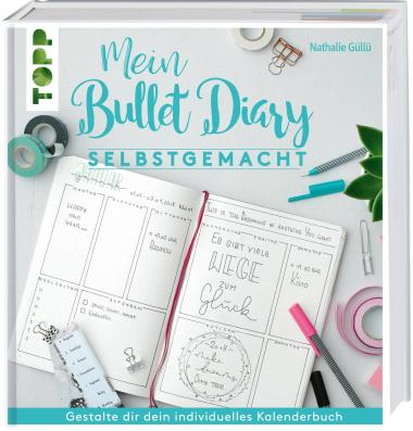 Buch 'Mein Bullet Diary selbstgemacht'