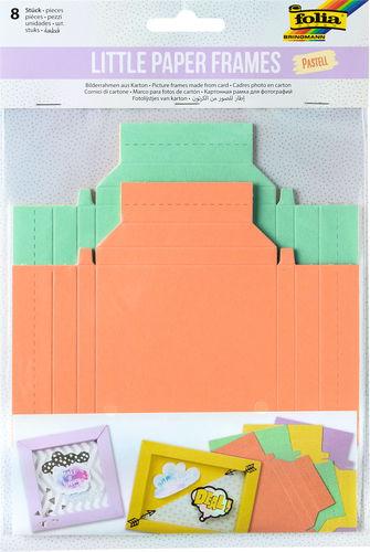 Petits cadres en papier - Cadre photo 2 tailles