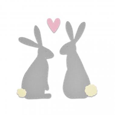 Sizzix Bigz Die - Spring Hares