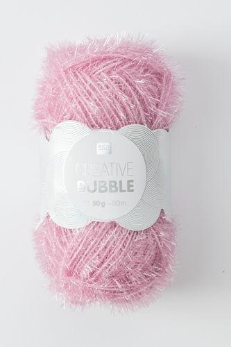 Creative Bubble Garn 50g/90m, flieder