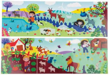 Sticker set - Stick Story Farm