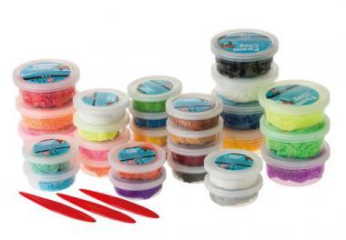 Foam Clay® Modelliermasse, Effekte (18x14g/10x35g)