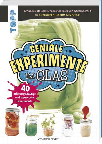 Libro D - Ingegnosi esperimenti in vetro