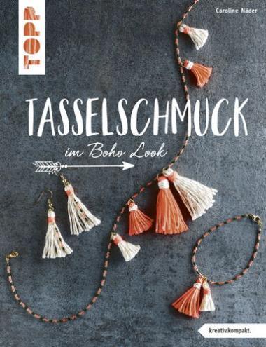 Buch 'Tasselschmuck im Boho-Look'