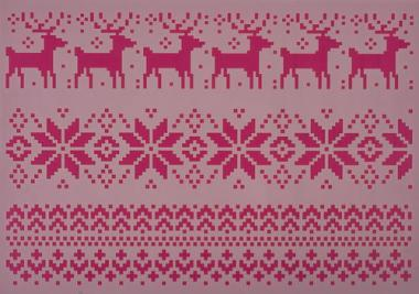Mascherina - Christmas Pattern