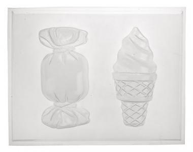 Stampo - gelato e caramella