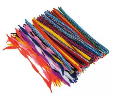 Escobillones de colores surtidos (30 cm) 250 ud.