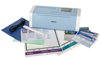 Brother DX1200 ScanNCut Hobbyplotter