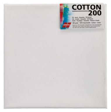 Bastidor con tela de algodón (20 x 20 cm) HONSELL