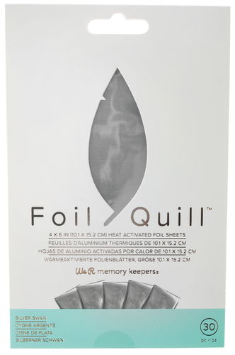 Láminas We R Memory Keepers® Foil Quill[TM], 30 ud