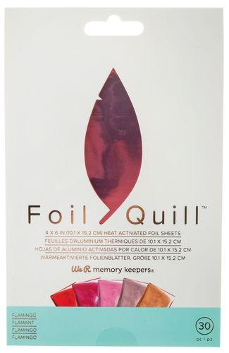 Foil Quill Folienblätter, 30er-Set Pinktöne