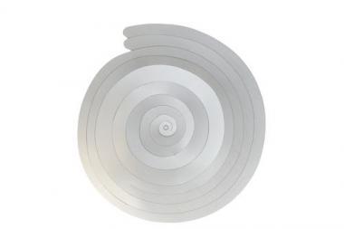 Rico Design® spirale, argento opaco