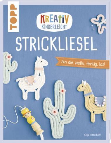 Buch 'Kreativ Kinderleicht Strickliesel'