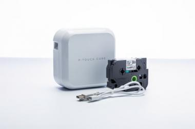 Brother P-touch Cube Plus Beschriftungsgerät