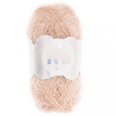 Hilo para crochet Creative Bubble (50 g) arena