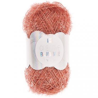 Hilo para crochet Creative Bubble (50 g) arcilla