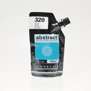 abstract® Original colori acrilici, azzurro