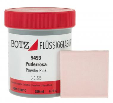 Émail liquide Botz 200 ml, rose poudré mat