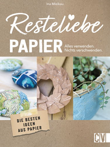 Buch: Resteliebe Papier