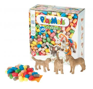 PlayMais® 3D CLASSIC - Domestic Animals