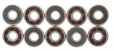 Rodamiento de bolas (para eje de 8 mm) 10 ud.