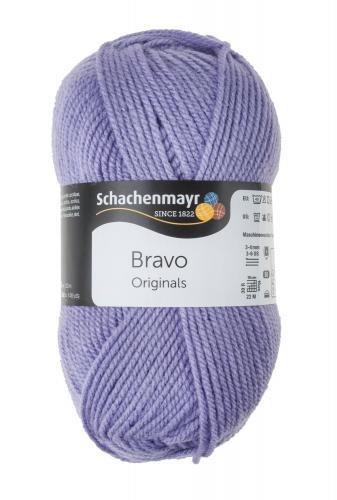 Schachenmayr Bravo Originals (50g/133m) lila