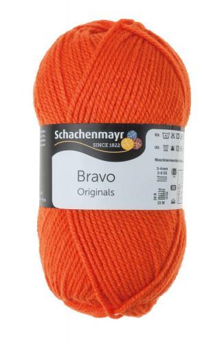 Schachenmayr Bravo Originals - lana, arancione