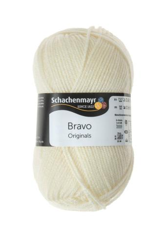 Lana Schachenmayr Bravo (50g/133m),  crudo