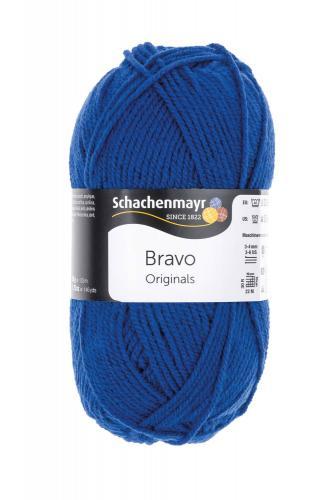 Schachenmayr Bravo Originals 50g/133m, royalblau