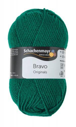 Schachenmayr Bravo Originals - lana, verde erba