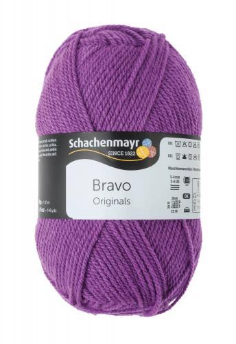 Schachenmayr Bravo Originals - lana, lilla