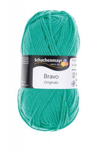 Schachenmayr Bravo Originals - lana, verde smerald