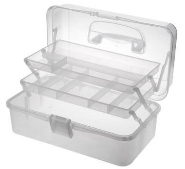 Box in acrilico