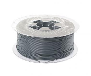 Filamento PLA, grigio scuro