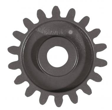 Rueda dentada perf.4 mm,20 mm, 18 dientes - 10 ud